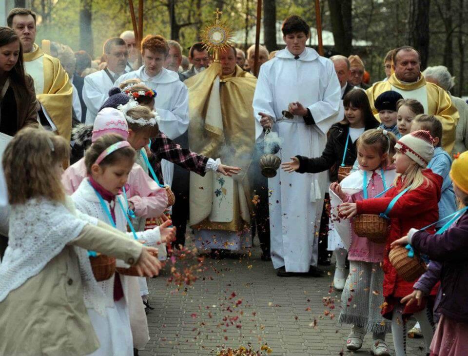 Ks. Kazimierz Gniedziejko: Żałuję, żeniezdążyłem koncelebrować zNim Mszy Świętej
