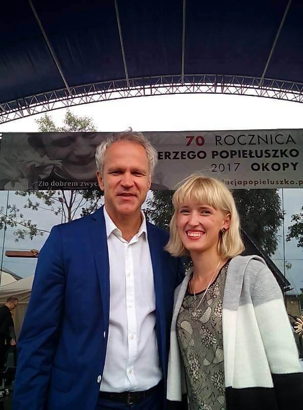 Cudowna rocznica. 70 urodziny Księdza Jerzego wSuchowoli iOkopach [REPORTAŻ]