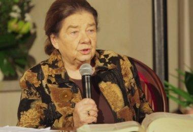 Katarzyna Łaniewska: Msze za Ojczyznę - tam była wolna Polska