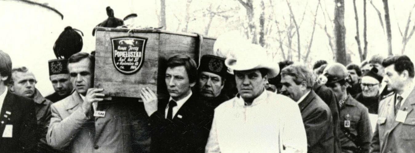33. rocznica pogrzebu Księdza Jerzego Popiełuszki